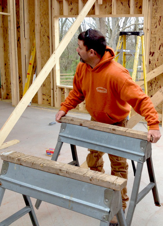 whitegate contracting sawhorse